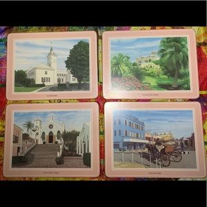 4 Placemats *Made in England*